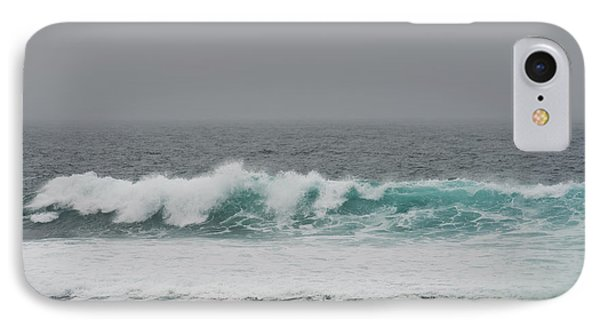 IPhone Case featuring the photograph Winter Waves by Artist and Photographer Laura Wrede
