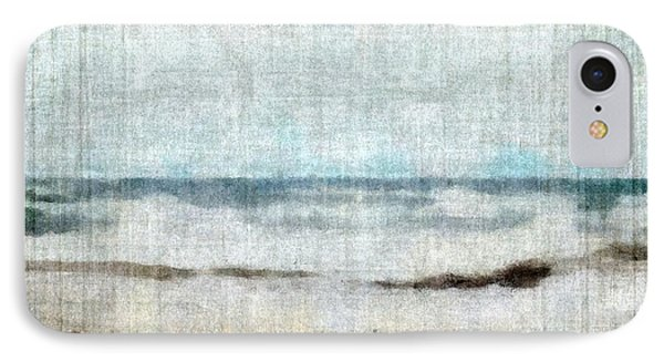 Winter Waves IPhone Case by Michelle Calkins