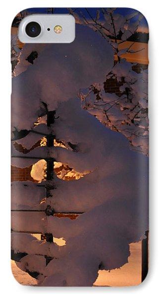 Winter Whirligig IPhone Case