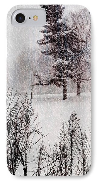 Winter Wonder 2 IPhone Case by Maria Huntley