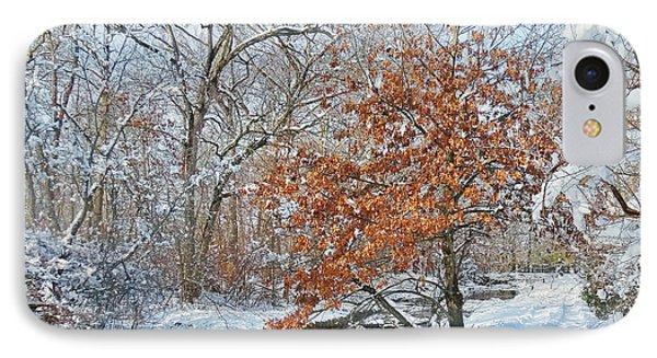 Winter Wonder Land IPhone Case by Mikki Cucuzzo