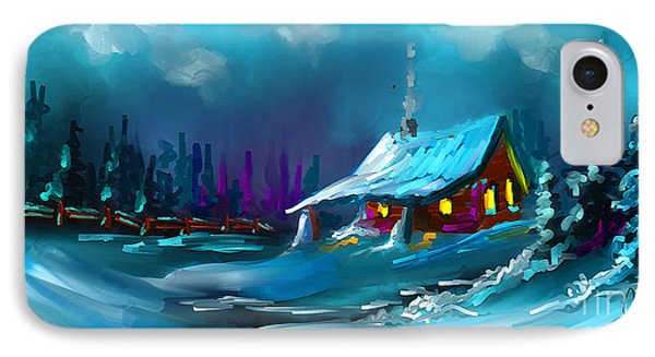 Winter Wonder IPhone Case