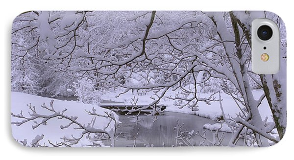 Winter Wonderland 2 IPhone Case by Mike McGlothlen