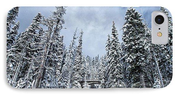 Winter Wonderland IPhone Case by Darren  White