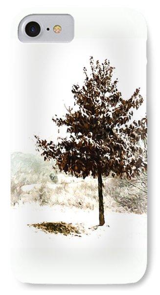 Winter Wonderland  Phone Case by Kerri Farley