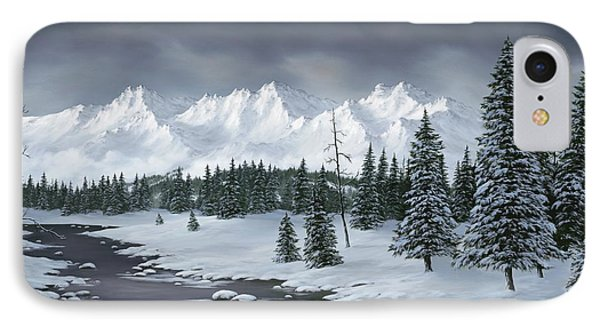 Winter Wonderland IPhone Case by Rick Bainbridge