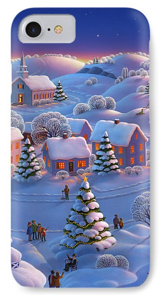 Winter Wonderland  IPhone Case by Robin Moline