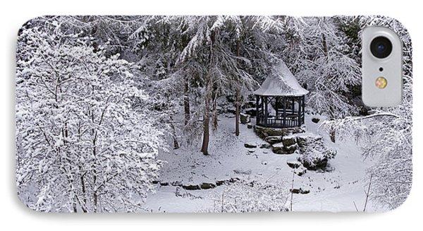 Winter Wonderland IPhone Case by Ross G Strachan