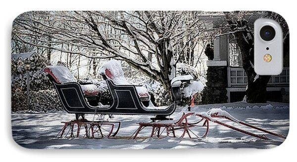 Winter Wonderland IPhone Case by Tricia Marchlik