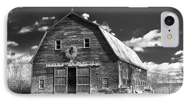 Winterberry Farm Phone Case by Guy Whiteley