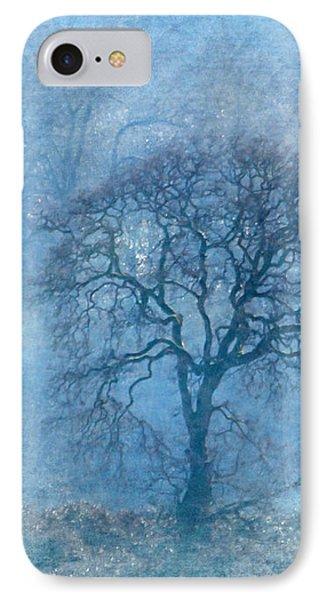 Wintering Oak IPhone Case by Angie Vogel