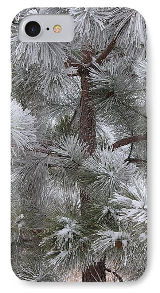 Winter's Gift Phone Case by Penny Meyers