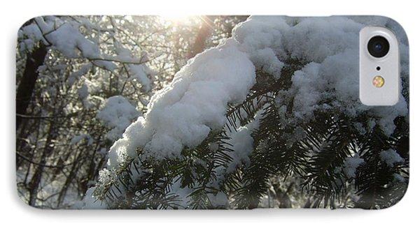 Winter's Paw IPhone Case