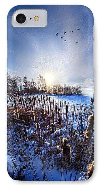 Wintertails IPhone Case