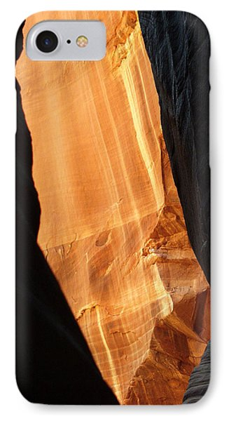 IPhone Case featuring the photograph Wire Pass - Buckskin Wash 10 by Jeff Brunton