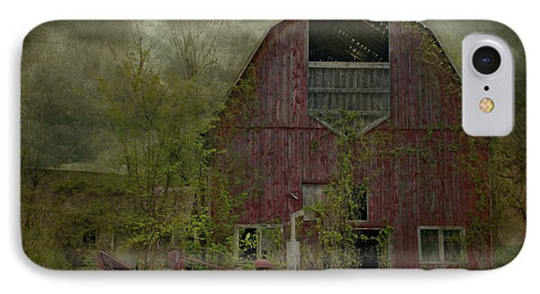 Wisconsin Barn 3 IPhone Case