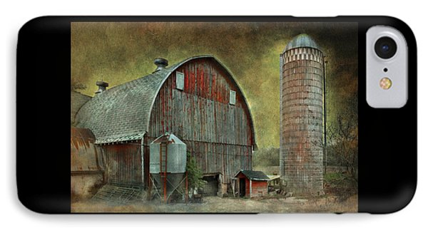 Wisconsin Barn - Series IPhone Case