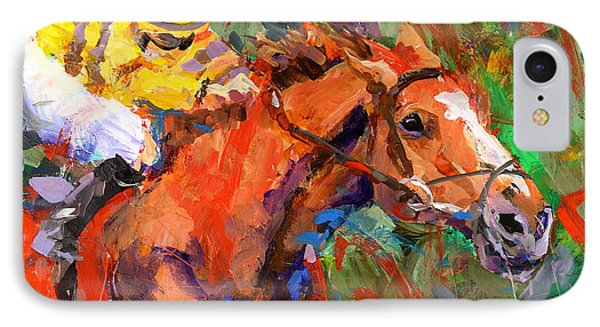 Wise Dan IPhone Case