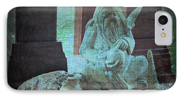 Wise Old Man Archetyple IPhone Case by Leanne Seymour