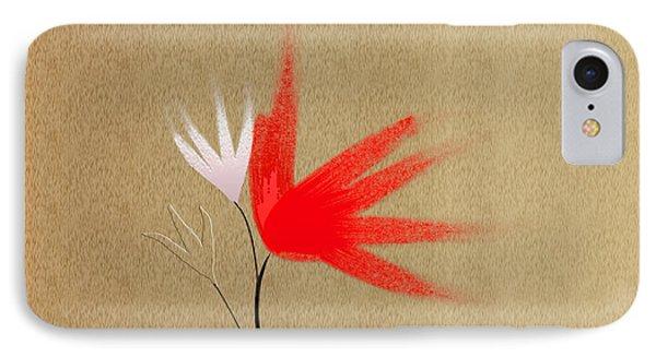 Wish Flowers IPhone Case