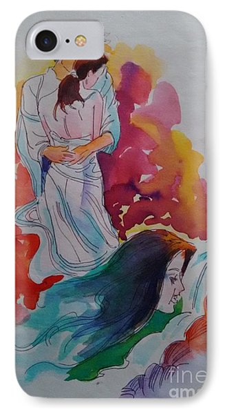 Wish I Could Phone Case by Chintaman Rudra