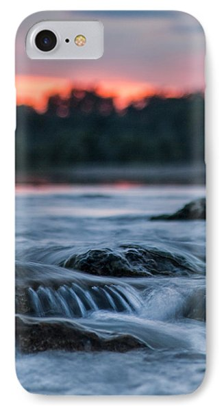 Wish You Are Here Phone Case by Davorin Mance