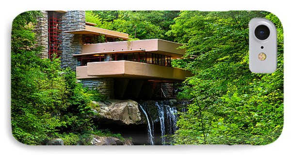Wishes On Fallingwater Too IPhone Case by Rachel Cohen