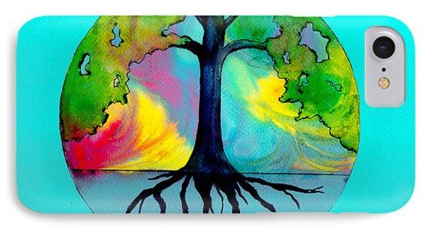 Wishing Tree Phone Case by Brenda Owen