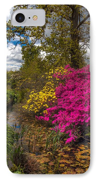 IPhone Case featuring the photograph Wisley Garden by Ross Henton