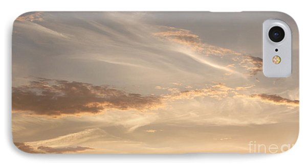 Wispy Sunset IPhone Case