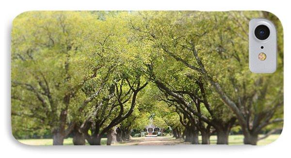Wister Gardens Belzoni IPhone Case