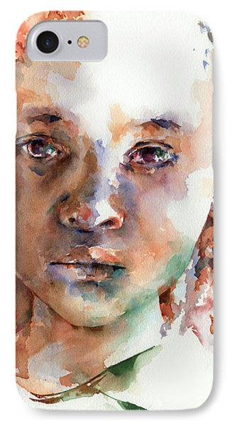 Wistful Phone Case by Stephie Butler