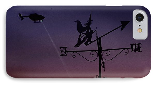Witch Hunt IPhone Case by Richard Piper