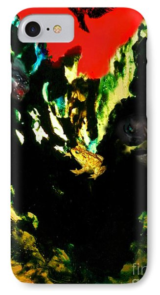 Witches' Sabbath IPhone Case by Steed Edwards