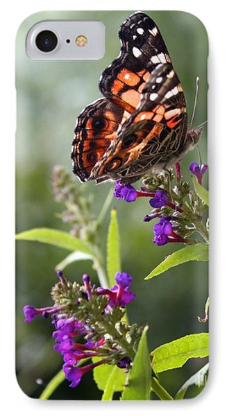 With These Wings IPhone Case by Geri Glavis