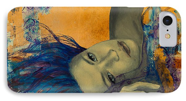 Within Temptation IPhone Case by Dorina  Costras