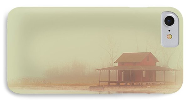 Within The Fog Phone Case by Karol Livote