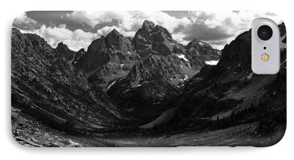 Within The North Fork Of Cascade Canyon Phone Case by Raymond Salani III