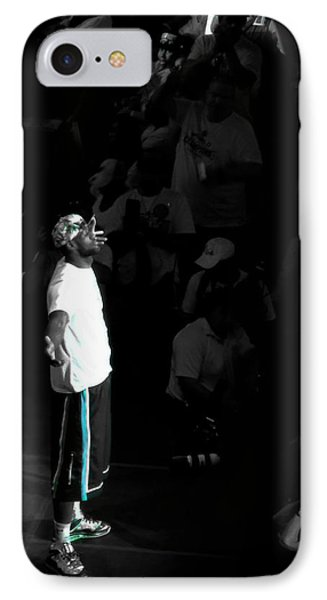 Witness Lebron James Phone Case by J Anthony
