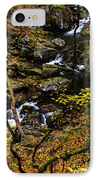 Wolf Creek Cascade IPhone Case
