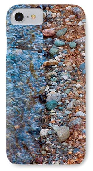Wolf Creek Downstream Phone Case by Omaste Witkowski
