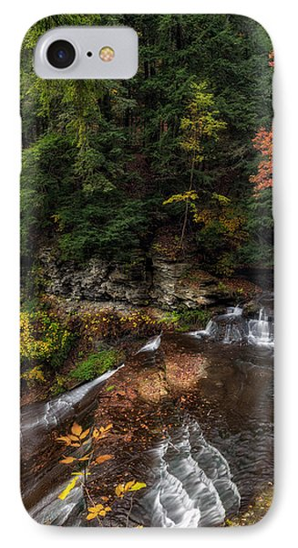 Wolf Creek Falls IPhone Case