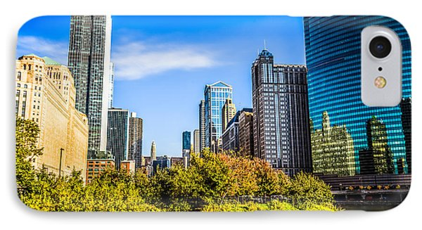 Wolf Point In Chicago Phone Case by Paul Velgos