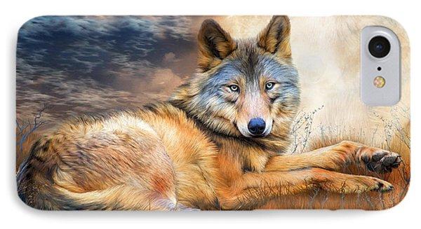 Wolf - Spirit Of Truth IPhone Case