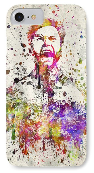 Wolverine In Color IPhone Case