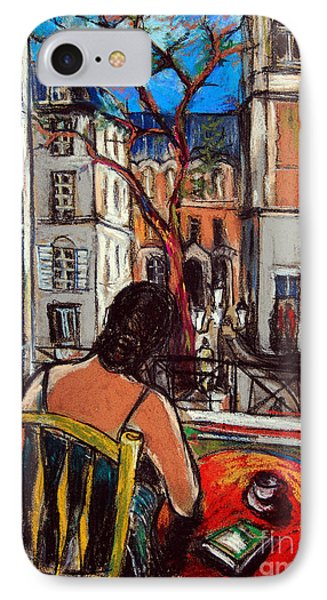 Woman At Window IPhone 7 Case
