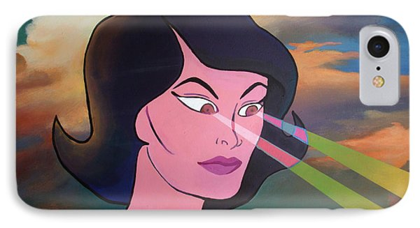 Woman Of The Future Phone Case by Geoff Greene