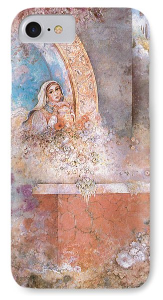 Woman Of Valor IPhone Case by Michoel Muchnik
