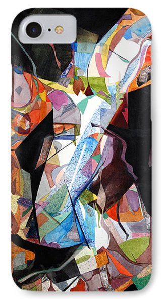 Womansong Phone Case by Rebecca Zdybel