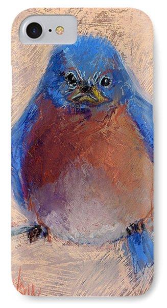 Wonder Bird IPhone Case by Billie Colson